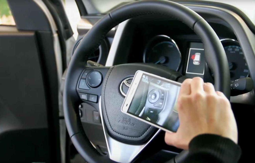 Toyota et sa nouvelle technologie sur les notices