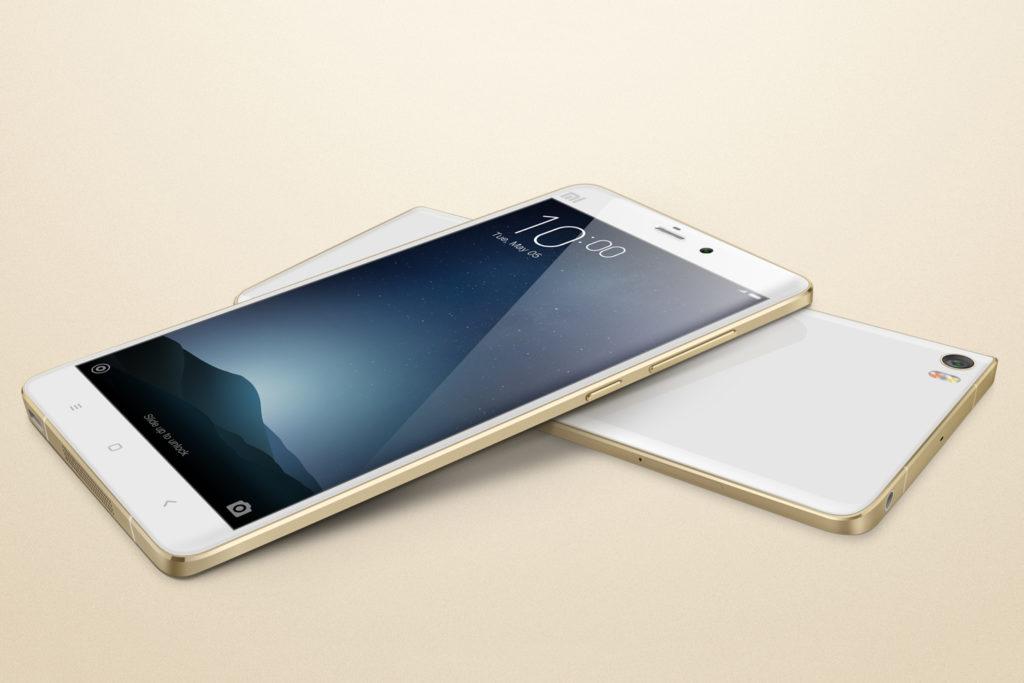 Les caractéristiques et le prix du Xiaomi Mi Note 2 ont été révélés