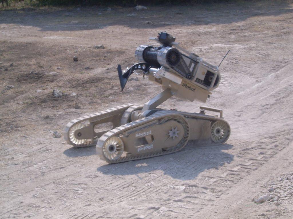 Des robots exclusivement conçus pour sauver des vies