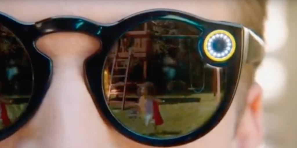Lancement des lunettes connectées « Spectacles » de Snapchat