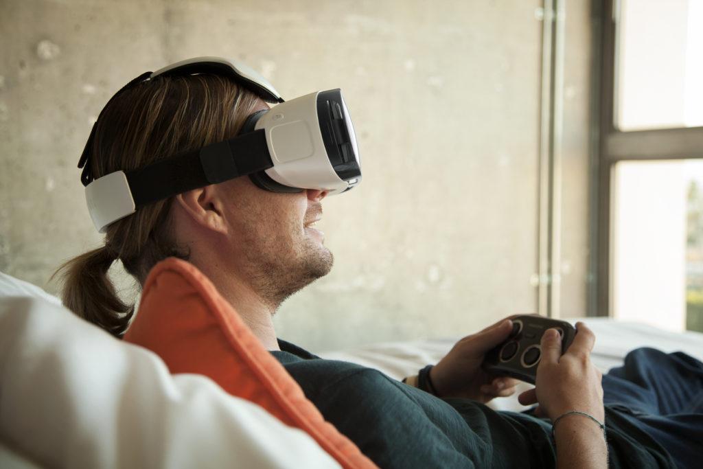 De plus en plus d'investisseurs sur la technologie de réalité augmentée