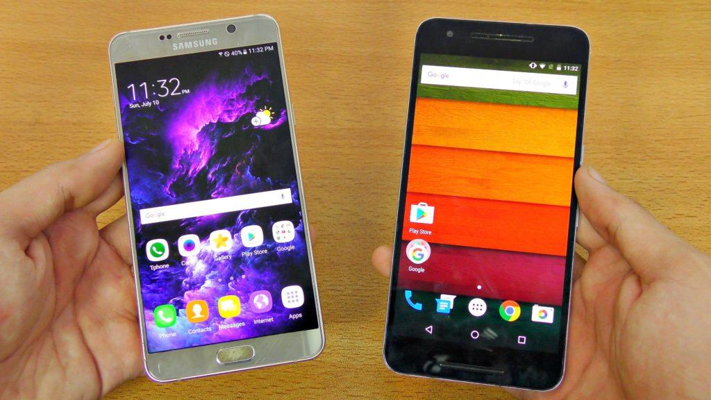 Les nouveautés sur la fonctionnalité de l'Android 7.0 Nougat