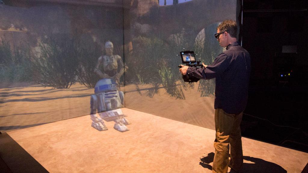 Magic Leap : La réalité augmentée sur la série Star Wars