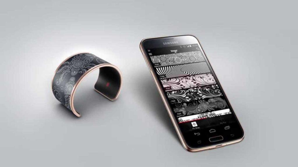 Tago Arc, le nouveau bracelet tendance et technologique