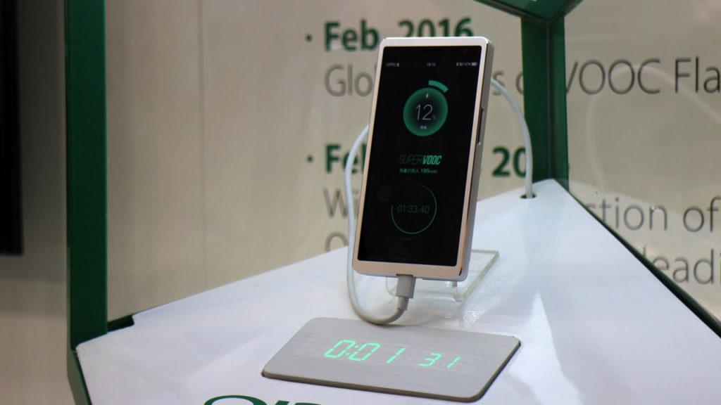 Une course vers de nouvelles formes de Smartphone